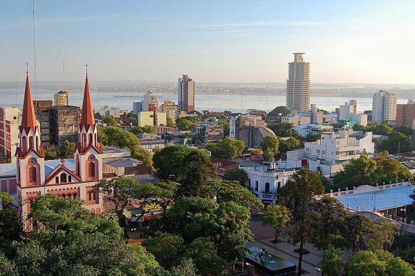 Posadas Capital de Misiones