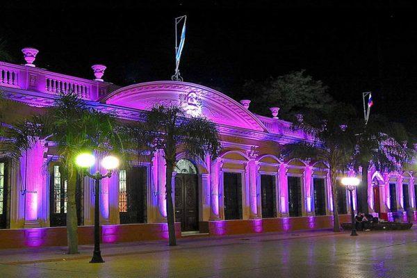Posadas Casa de Gobierno